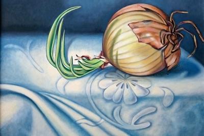 The Winter Onion